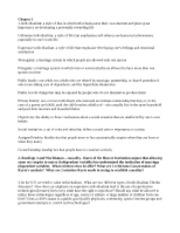 criminology midterm essay