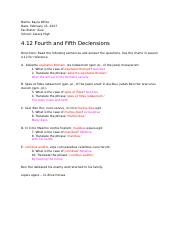 4.12 Fourth and Fifth Declensions.docx
