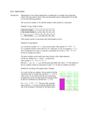 Math 1140  3.4 Optimization web 083