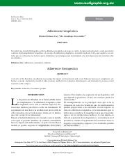 Art5 Adherencia Terapéutica.pdf