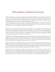 NIST- Handbook of Mathematical Functions.pdf