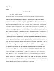 Week 9 essay The Subliminal Man.docx