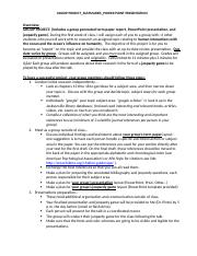 Project and Presentation Guidlines 1.docx