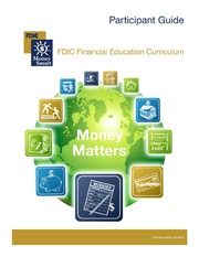 Money Matters_Participant Guide