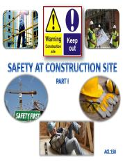 4.SAFETY AT CONST2UCTION SITE PART I --Booklet No.  150 (2).pdf