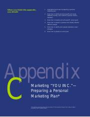 Marketing You, Inc. Handout.pdf