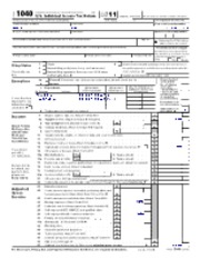 Form 1040 Project