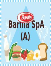 Group 2_barilla