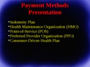 Hcr 220 Payment Methods Presentation