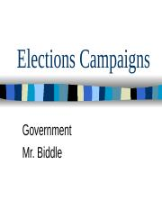 Elections Campaigns.ppt