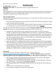 Media Critique Instructions and Rubric.docx