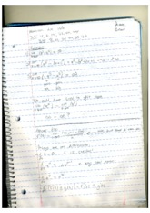 MATH 112 Chain Rule Notes