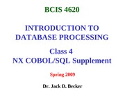 Class04.1_NX_SQL_COBOL_Overview_Spring2009