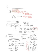 CEE 155 Midterm Solution