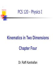 PCS120F16 Chapter Four Pre Lecture V2 PDF