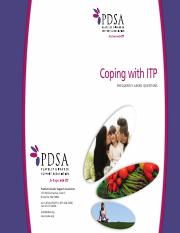 coping with ITP