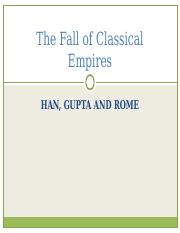 Fall of Classical Empires edit