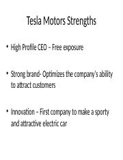 Tesla Motors S and W.pptx