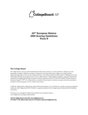 ap-2009-european-history-scoring-guidelines-form-b