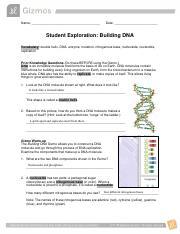 BuildingDNASE.pdf - Isha Patel Name Date Student ...