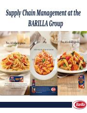 diagnose the underlying causes of the difficulties that the jitd program barilla Diagnose the underlying causes of the difficulties that the jitd program was created to  how could barilla's jitd program be improved  syllabus view.