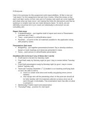 HW 5 Assignment - Division of Responsibilities.docx