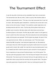 The Tournament Effect .docx