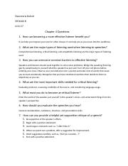 SPH1060 B Chapter 4 Questions.docx
