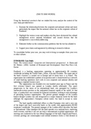 618533_BEN_401_Written_Assignment_no2_EUROBANK_Case_Study