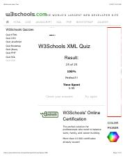 Xml quiz answers. Pdf w3schools xml quiz test 5(02 pm w3schools.