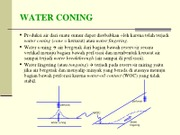 Kuliah 10 Water Coning-Edit