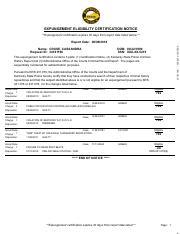 1001 VANDALAY DRIVE RECORDS UNIT CASSANDRA CRUSE 1091