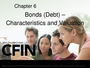 Chapter 6_Fixed Income Characteristics and Valuation (1)