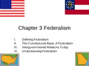 AP_Chp_3_Federalism_Power_Point
