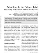 Hoption, Christie, Barling - 2012 - Submitting to the Follower Label.pdf