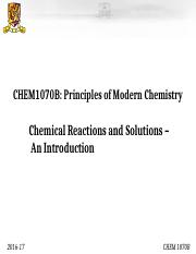 CHEM1070B_PPT5- Chemical Reactions_Introduction_2016.pptx
