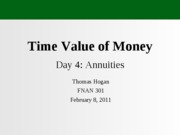 02_Time_Value_of_Money-Day_4-2011.02.07