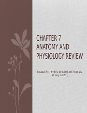 Chapter 7 Anatomy and Physiology Review.pptx