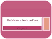 Chapter 1_Microbial World and You