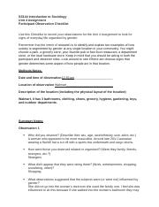 unit 4 observation checklist SS 144.docx