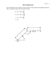 mechanical eng homework 9