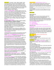 Antiviral Agents Study Guide (3)