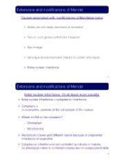 mendelian genetics lab report drosophila Drosophila simulation mendelian inheritance by experimentation with the fruit fly drosophila into an online notebook and write a lab report.