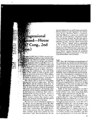 Congressional record- House0001