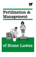 Fertilization & Management of Home Lawns