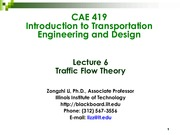 Lecture06-Traffic flow theory.pdf