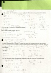 Integrals Worksheet#3