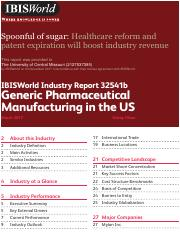 32541B Generic Pharmaceutical Manufacturing in the US Industry Report_k2opt4.pdf