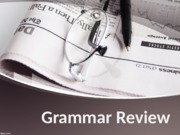 Business-Correspondence-Grammar-Review