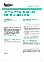 HowtoAvoidPlagiarism